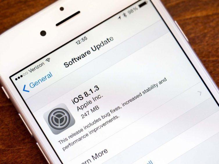 Apple lanserar OS X 10.10.2 och iOS 8.1.3