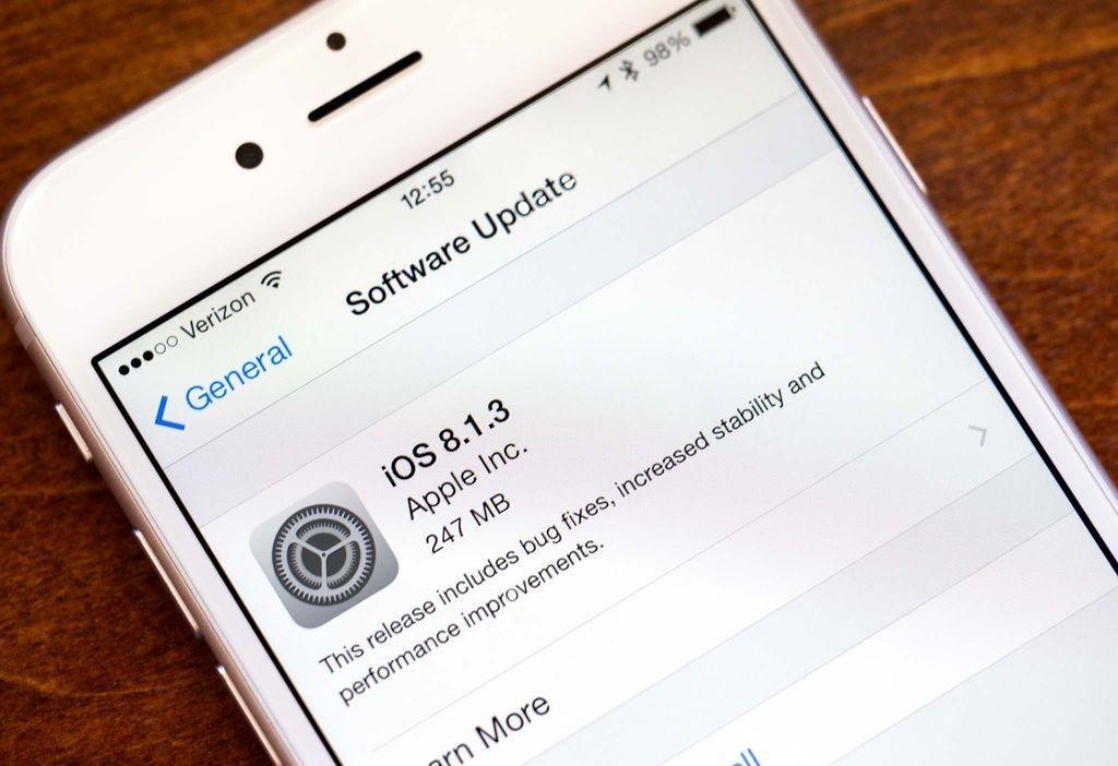 iOS 8.13